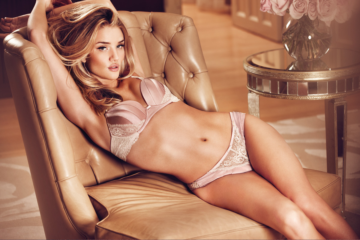 Rosie Huntington Whiteley for Autograph
